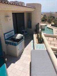 Terrasol Unit 207 Balcony