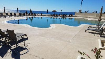 Adult Infinity Pool at Terrasol