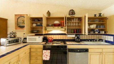 Terrasol Unit 250 Kitchen