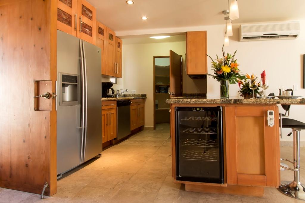 Terrasol Unit 131 Kitchen