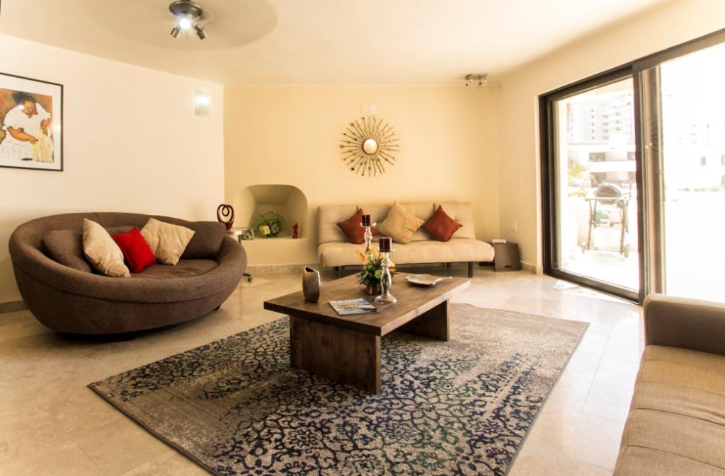 Terrasol Unit 131 Living Room