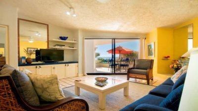 Living Room in Terrasol Condo