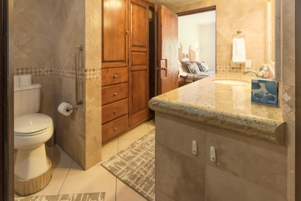 Terrasol Unit 107 Bathroom
