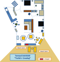 Terrasol Unit 169 Floor Plan