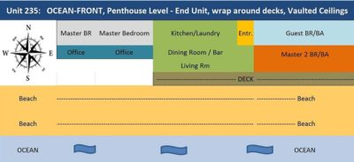 Terrasol Unit 235 Floor Plan
