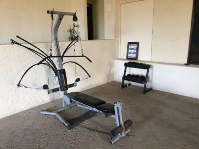 Terrasol Beach Gym